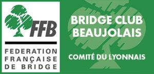 club bridge villefranche Logo FFB