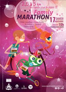 family marathon 2018