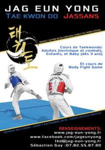 taekwondo jassans
