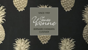 tante yvonne quincieux fond ananas