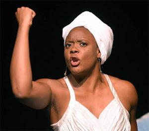 theatre villefranche Nina Simone