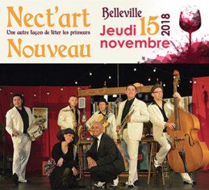 ccab Nect Art Nouveau belleville 2018