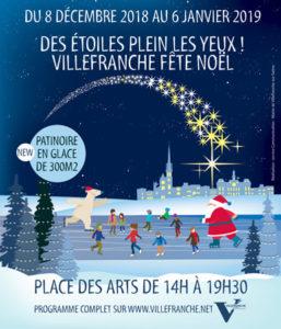 affiche villefranche mairie noel