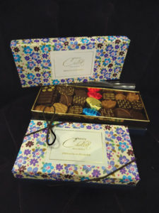 coffret chocolats chollet