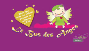intro libellule sytral bus des anges 2018