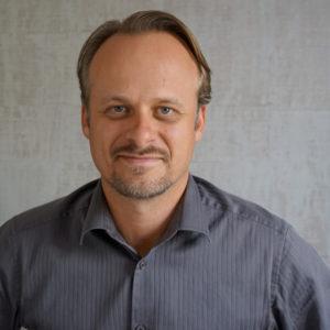 Samuel MOLEUX Responsable technique arlogis