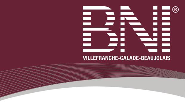 intro BNI villefranche calade beaujolais