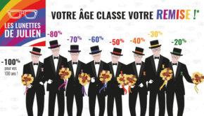 les lunettes de julien Villefranche conscrits BN330