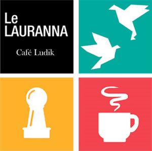Le Lauranna logo