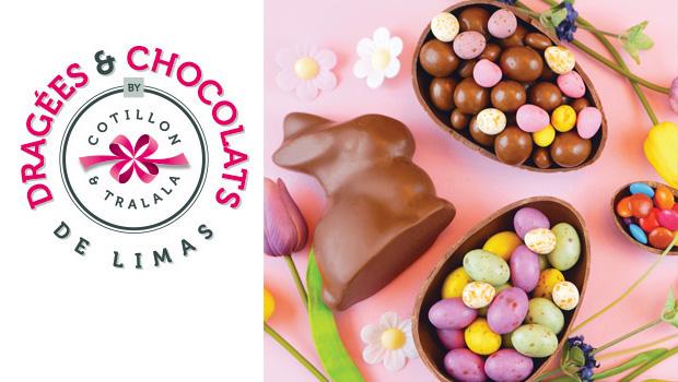 Intro dragees et chocolats limas bn333