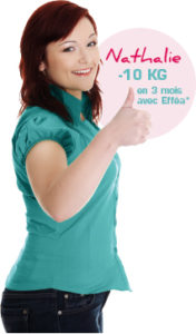 EFFEA Limas centre minceur nathalie moins 10kg