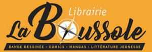 la boussole librairie logo