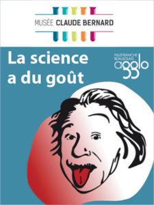 AGGLO PAP musee claude bernard la science a du gout