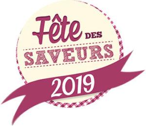 Fete des saveurs 2019 logo