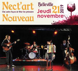 Nect'Art Nouveau 2019