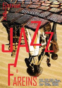 jazzafareins 2019 affiche