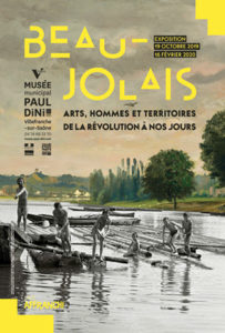 musee paul dini villefranche affiche expo beaujolais 19oct 16fev