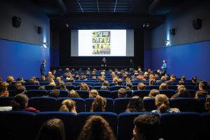 rencontres du cinema francophone 400 coups jurylyceens©FUSINA Dominik