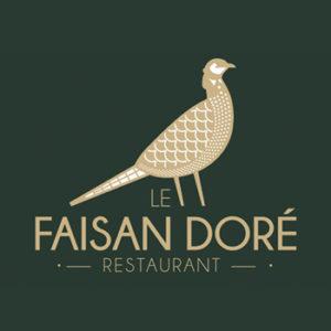 restaurant menu midi 20 euros faisan dore