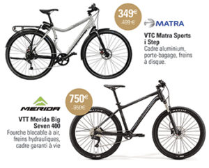 vitrine pere noel New Bike Arnas Velos