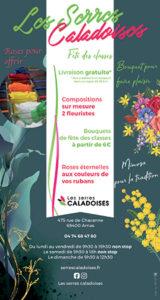 Les Serres Caladoises Arnas pub BN340