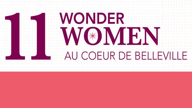 intro belleville femmes 11 wonder women