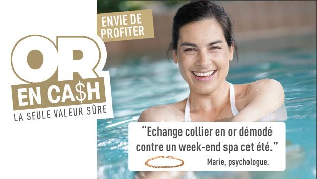 Intro or en cash villefranche BN343