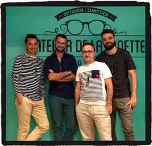 atelier lunette villefranche 2018 equipe