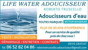 life water adoucisseur truscello pub BN343