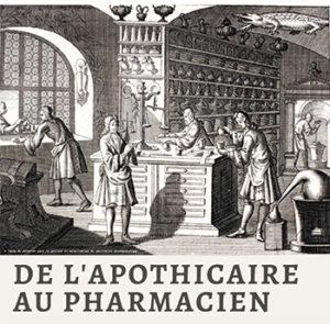 Expo de lapothicaire au pharmacien