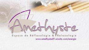 Intro Amethyste espace reflexologie relaxation