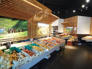 FERME EN VILLE belleville en beaujolais interieur magasin