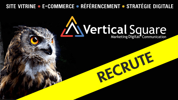 vertical square limas recrute