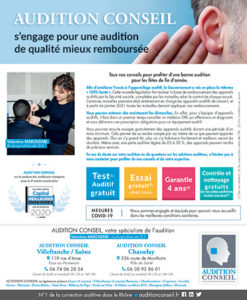 Audition Conseils pub BN346