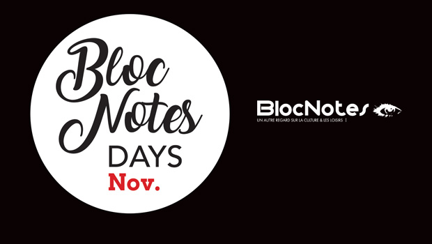 intro blocnotes days novembre 2020