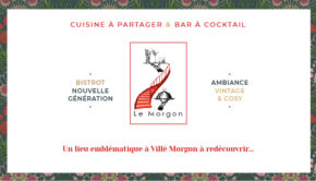 intro restaurant LE MORGON villie morgon