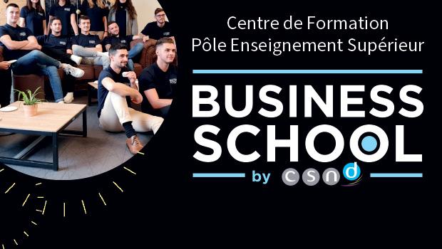 business school by csnd centre de formation pole enseignement superieur