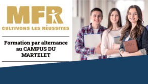 intro MFR formation par alternance campus du martelet