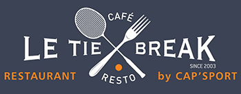 le tie break by capsport logo
