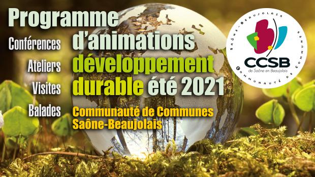intro CCSB programme developpement durable ete 2021