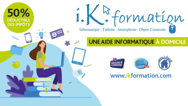 intro IK Formation aide informatique a domicile