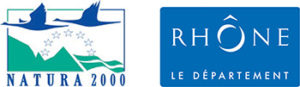 logos natura 2000 departement rhone