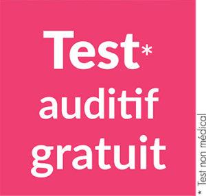 audition conseil BN353 test auditif gratuit carre rose
