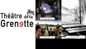 intro theatre Grenette belleville reprise saison culturelle
