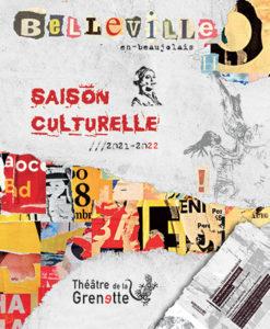 theatre grenette BELLEVILLE affiche