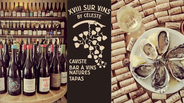 intro XVIII sur vins by celeste belleville