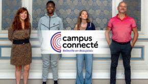intro campus universitaire connecte belleville
